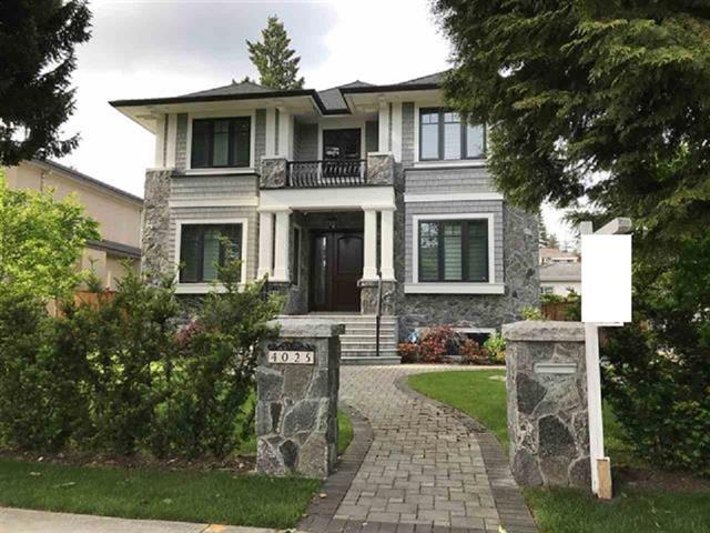 House for sale in Dunbar, Vancouver, Vancouver West, 4025 W 39th Avenue, 262479632 | Realtylink.org