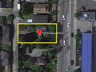 Lot for sale in Meadow Brook, Coquitlam, Coquitlam, 920 Westwood Street, 262488002 | Realtylink.org