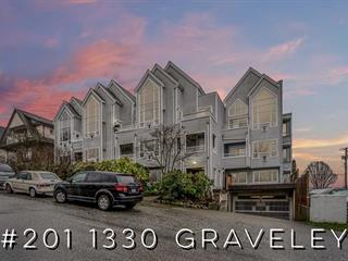 Apartment for sale in Grandview Woodland, Vancouver, Vancouver East, 201 1330 Graveley Street, 262488021 | Realtylink.org