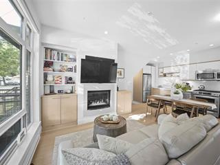 Townhouse for sale in Mount Pleasant VE, Vancouver, Vancouver East, 3195 St. George Street, 262488278 | Realtylink.org