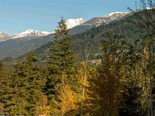 Lot for sale in Spring Creek, Whistler, Whistler, 1620 Southlands Lane, 262458130 | Realtylink.org