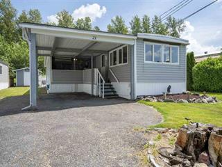 Manufactured Home for sale in Salmon River, Langley, Langley, 21 23387 70a Avenue, 262492301 | Realtylink.org