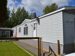 Manufactured Home for sale in Smithers - Town, Smithers, Smithers And Area, 16 4340 16 Highway, 262490633   Realtylink.org