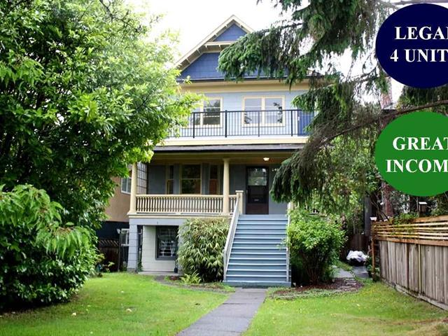House for sale in Hastings Sunrise, Vancouver, Vancouver East, 2403 Cambridge Street, 262485925 | Realtylink.org
