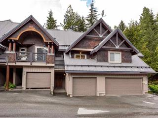 Townhouse for sale in Nordic, Whistler, Whistler, 202 2222 Castle Drive, 262484943 | Realtylink.org