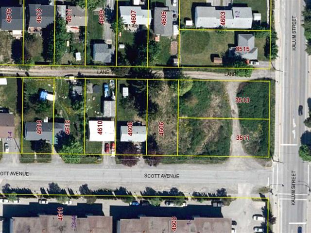Lot for sale in Terrace - City, Terrace, Terrace, 4606 Scott Avenue, 262465549 | Realtylink.org