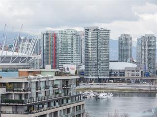 Apartment for sale in False Creek, Vancouver, Vancouver West, 1201 88 W 1st Avenue, 262482106 | Realtylink.org