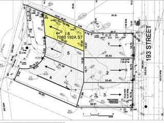 Lot for sale in Clayton, Surrey, Cloverdale, 7080 192a Street, 262487843 | Realtylink.org