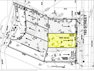 Lot for sale in Clayton, Surrey, Cloverdale, 7065 193 Street, 262487848 | Realtylink.org