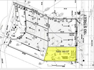 Lot for sale in Clayton, Surrey, Cloverdale, 7055 193 Street, 262485188 | Realtylink.org