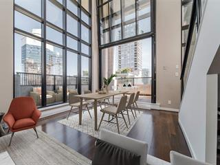 Apartment for sale in Downtown VW, Vancouver, Vancouver West, Ph 703 531 Beatty Street, 262489652 | Realtylink.org
