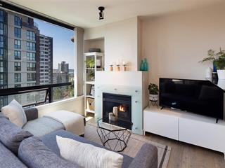 Apartment for sale in West End VW, Vancouver, Vancouver West, 1205 1003 Burnaby Street, 262482116 | Realtylink.org