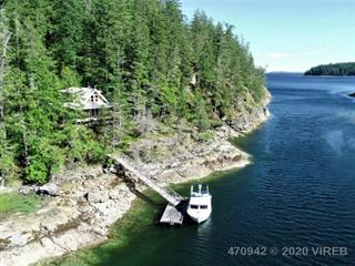 House for sale in Cortes Island, Harrison Hot Springs, Lt A Boulder Point, 470942 | Realtylink.org
