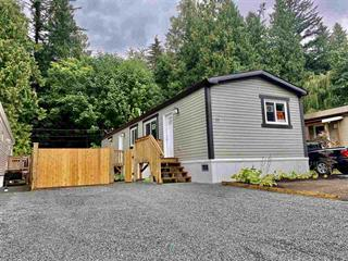 Manufactured Home for sale in Cultus Lake, Cultus Lake, 11 3942 Columbia Valley Highway, 262493004 | Realtylink.org