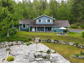 House for sale in Pender Harbour Egmont, Madeira Park, Sunshine Coast, 5885 Spriggs Road, 262491364 | Realtylink.org