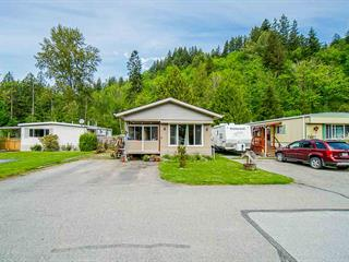Manufactured Home for sale in Chilliwack River Valley, Sardis - Chwk River Valley, Sardis, 7 46511 Chilliwack Lake Road, 262476165 | Realtylink.org