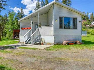 Manufactured Home for sale in Williams Lake - Rural North, Williams Lake, Williams Lake, 1735 Richland Drive, 262481434 | Realtylink.org