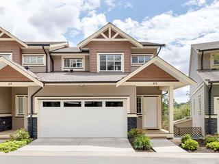 Townhouse for sale in Cottonwood MR, Maple Ridge, Maple Ridge, 40 11252 Cottonwood Drive, 262488550 | Realtylink.org