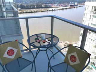Apartment for sale in Quay, New Westminster, New Westminster, 2608 908 Quayside Drive, 262487769 | Realtylink.org