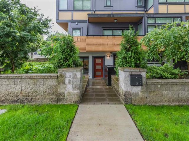 Townhouse for sale in Hastings Sunrise, Vancouver, Vancouver East, 2 Nanaimo Street, 262485232 | Realtylink.org