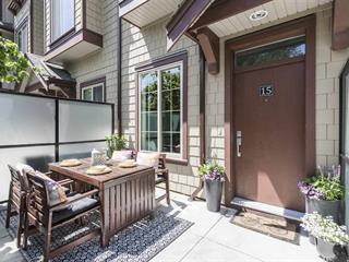 Townhouse for sale in Seymour NV, North Vancouver, North Vancouver, 15 433 Seymour River Place, 262490542 | Realtylink.org