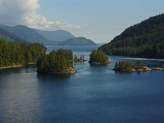 Lot for sale in Pender Harbour Egmont, Egmont, Sunshine Coast, 6795 Maple Road, 262442213 | Realtylink.org