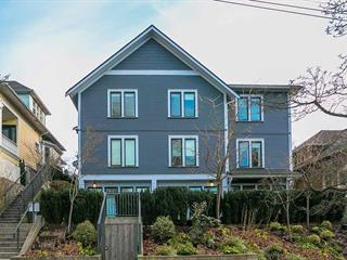 Townhouse for sale in Grandview Woodland, Vancouver, Vancouver East, 5 1540 Grant Street, 262485816 | Realtylink.org