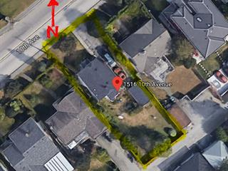House for sale in West End NW, New Westminster, New Westminster, 1516 Tenth Avenue, 262484471 | Realtylink.org