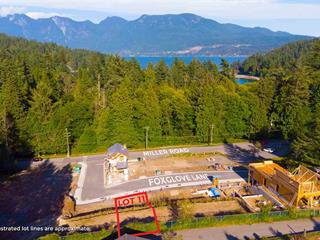 Lot for sale in Bowen Island, Bowen Island, Lt 11 Foxglove Lane, 262353197 | Realtylink.org