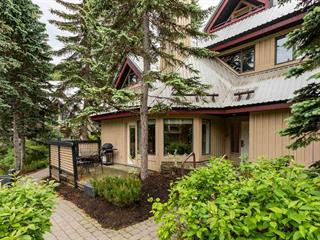 Townhouse for sale in Benchlands, Whistler, Whistler, 22 4637 Blackcomb Way, 262491276 | Realtylink.org