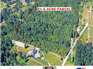 Lot for sale in Fort Langley, Langley, Langley, 22522 Telegraph Trail, 262491169 | Realtylink.org