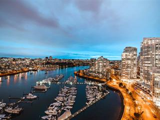 Apartment for sale in Yaletown, Vancouver, Vancouver West, 2302 1067 Marinaside Crescent, 262489633 | Realtylink.org