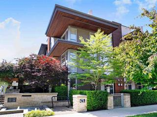 Townhouse for sale in Mosquito Creek, North Vancouver, North Vancouver, 120 735 W 15 Street, 262489430 | Realtylink.org