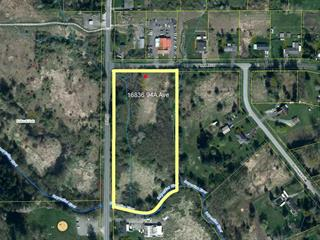 Lot for sale in Fleetwood Tynehead, Surrey, Surrey, 16836 94a Avenue, 262468910 | Realtylink.org