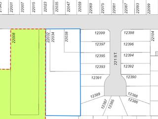 Lot for sale in West Central, Maple Ridge, Maple Ridge, 22038 124 Avenue, 262466238 | Realtylink.org