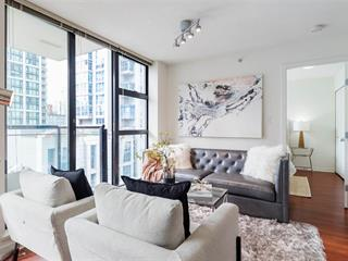 Apartment for sale in Downtown VW, Vancouver, Vancouver West, 809 1295 Richards Street, 262490179 | Realtylink.org