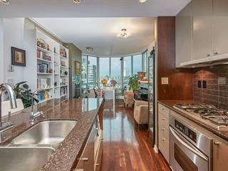 Apartment for sale in West End VW, Vancouver, Vancouver West, 2303 1005 Beach Avenue, 262459482 | Realtylink.org