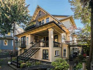 House for sale in Mount Pleasant VW, Vancouver, Vancouver West, 234 W 15th Avenue, 262490932   Realtylink.org