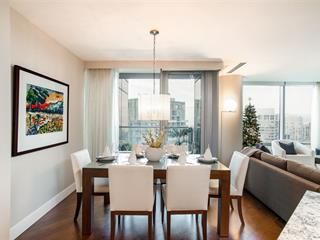 Apartment for sale in West End VW, Vancouver, Vancouver West, 3101 1111 Alberni Street, 262473704 | Realtylink.org
