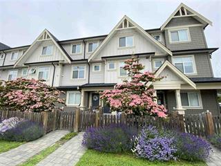 Townhouse for sale in Woodwards, Richmond, Richmond, 5 6033 Williams Road, 262490736   Realtylink.org