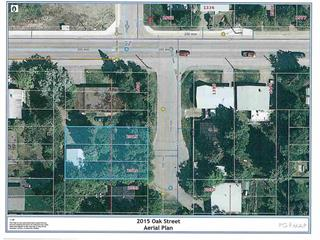 Lot for sale in VLA, Prince George, PG City Central, 2015 Oak Street, 262486996 | Realtylink.org