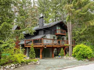 House for sale in Emerald Estates, Whistler, Whistler, 9222 Lakeshore Drive, 262486960 | Realtylink.org