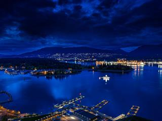 Apartment for sale in Coal Harbour, Vancouver, Vancouver West, 3401 1011 W Cordova Street, 262474301 | Realtylink.org