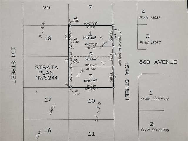 Lot for sale in Fleetwood Tynehead, Surrey, Surrey, 8657 154a Street, 262461240 | Realtylink.org