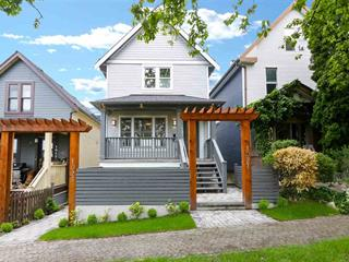 1/2 Duplex for sale in Strathcona, Vancouver, Vancouver East, 1027 Keefer Street, 262484036 | Realtylink.org