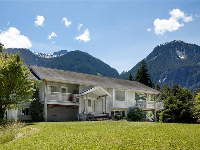 House for sale in Upper Squamish, Squamish, Squamish, 14917 Squamish Valley Road, 262473987 | Realtylink.org