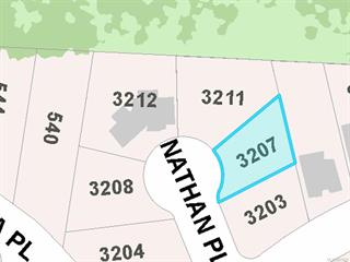 Lot for sale in Campbell River, Willow Point, 3207 Nathan Pl, 470018 | Realtylink.org