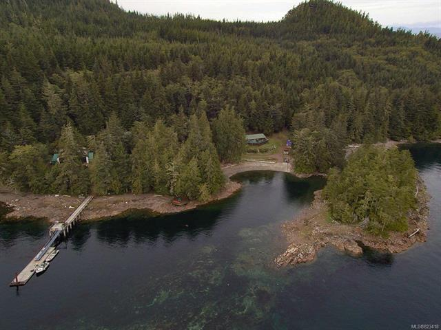 House for sale in Swanson Island, Small Islands (Campbell River Area), 100 West Pass, 460179   Realtylink.org