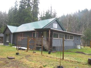 House for sale in Sayward, Kelsey Bay/Sayward, 1345 Sayward Rd, 465441 | Realtylink.org