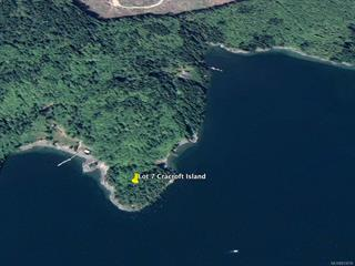 Lot for sale in Ladysmith, Small Islands (North Island Area), Lt 7 Cracroft Isl, 465375 | Realtylink.org